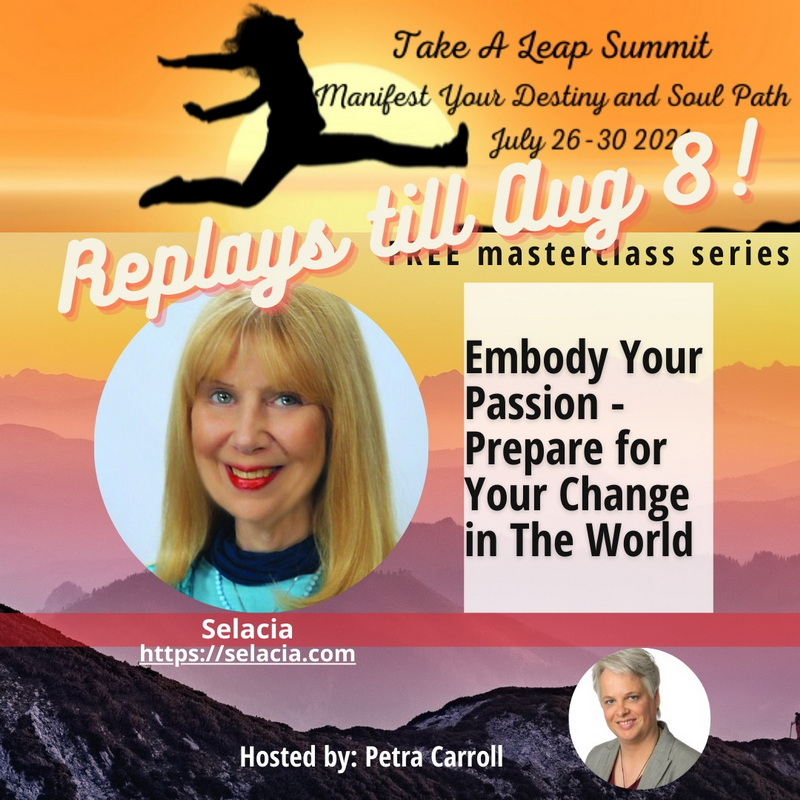 """Selacia featured at """"Take a Leap"""" MicroSummit"""